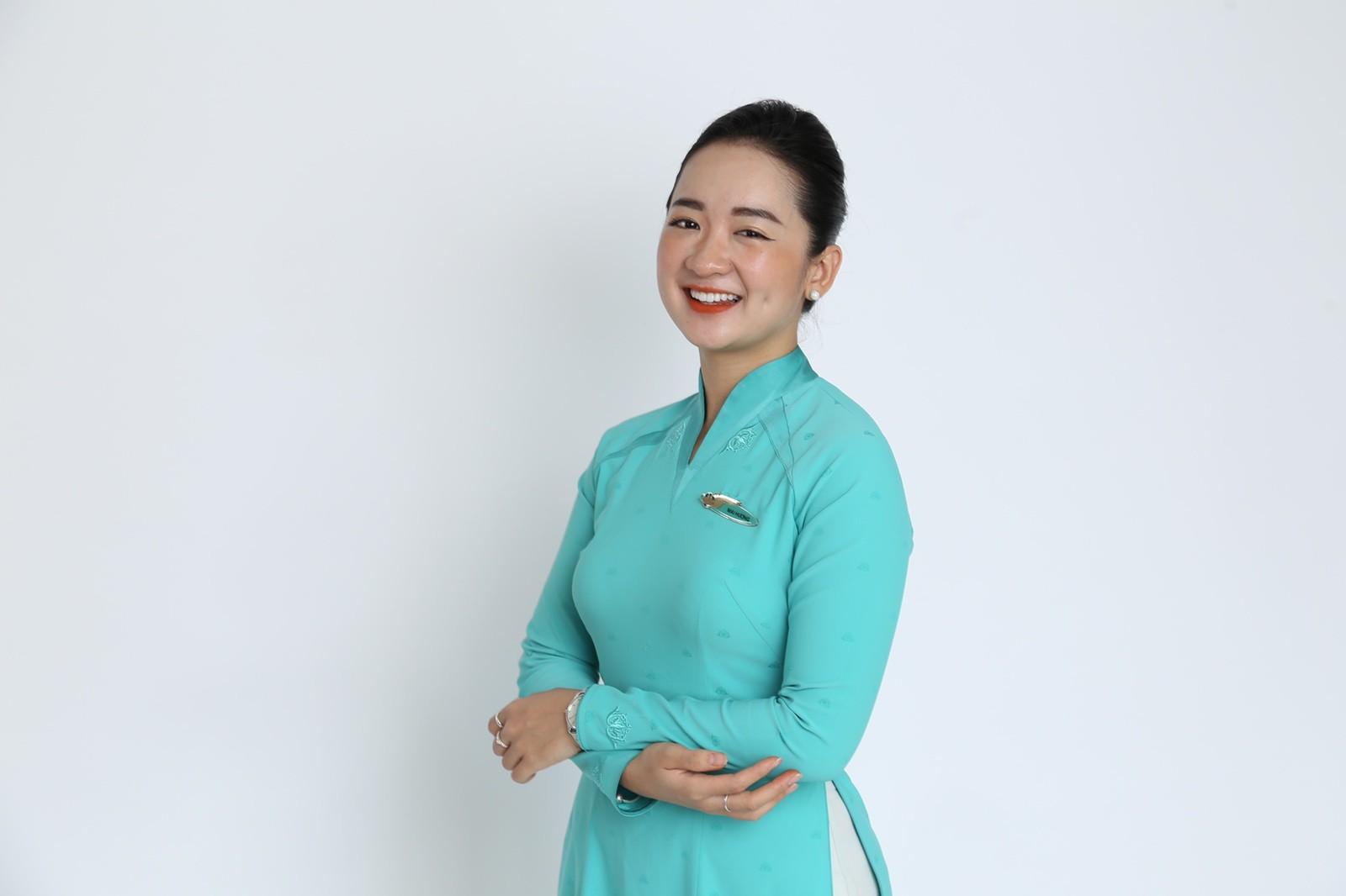 Cô TVHK nỗ lực giảm cân để làm công việc mơ ước