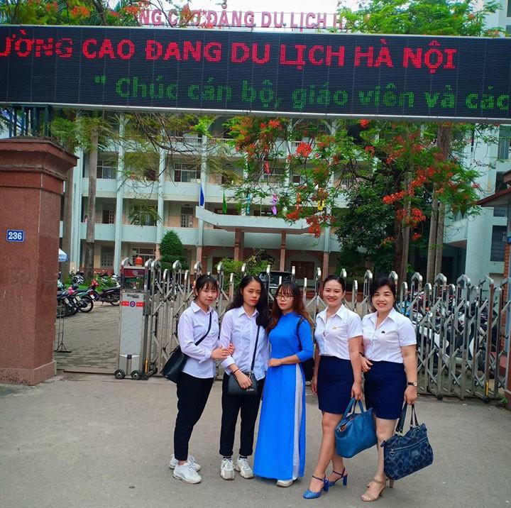 TBuổi làm việc giữa Trung tâm Đào tạo Hàng không VNAS và Trường Cao đẳng Du lịch Hà Nội về chương trình hợp tác và phát triển nguồn nhân lực Hàng không