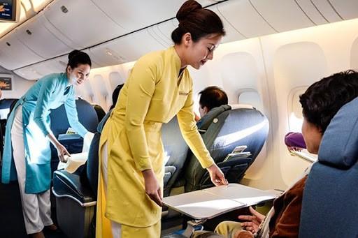 TChương trình đào tạo, huấn luyện nghiệp vụ phục vụ hành khách