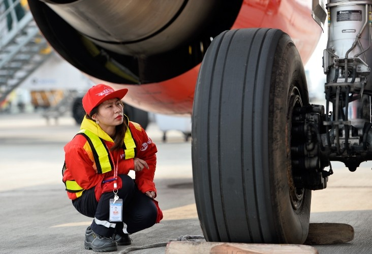 TChương trình đào tạo Hệ trung cấp nghề Chuyên ngành kỹ thuật bảo dưỡng cơ khí tàu bay