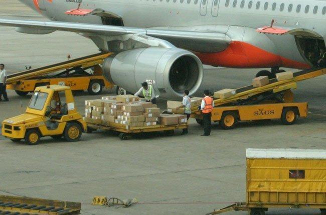 TNghề Hàng không: Vị trí Cân bằng trọng tải - Hướng dẫn chất xếp