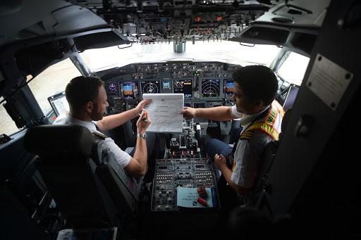 TNghề Hàng không: Vị trí Kỹ thuật Bảo dưỡng nội thất máy bay
