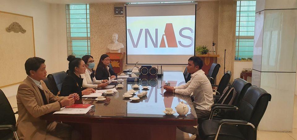 TTrước tình hình dịch bệnh Covid-19 kéo dài VNAS tổ chức tuyển sinh ONLINE vào các ngày trong tuần