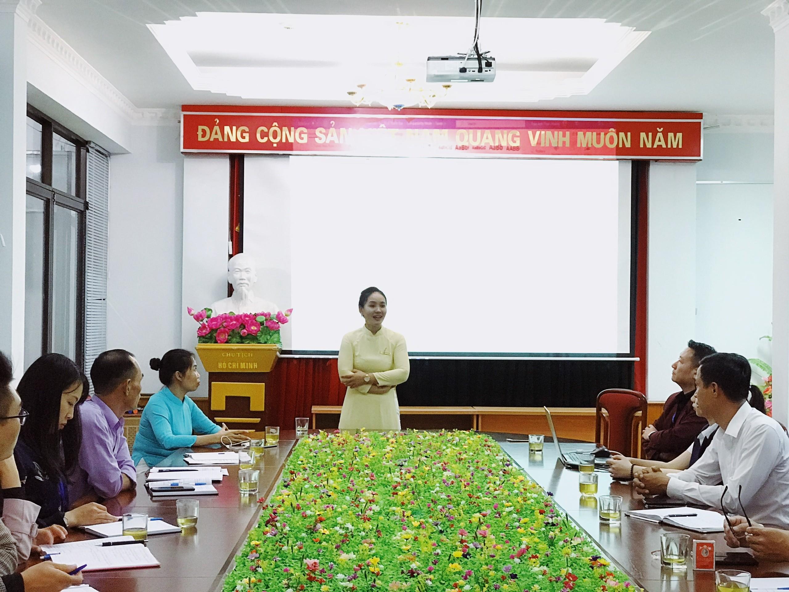 Tập huấn kỹ năng chuyên môn, nghiệp vụ ngành hàng không cho cán bộ Trung tâm Dịch vụ Việc làm và Giáo viên Trường Cao đẳng Nghề tỉnh Lạng Sơn