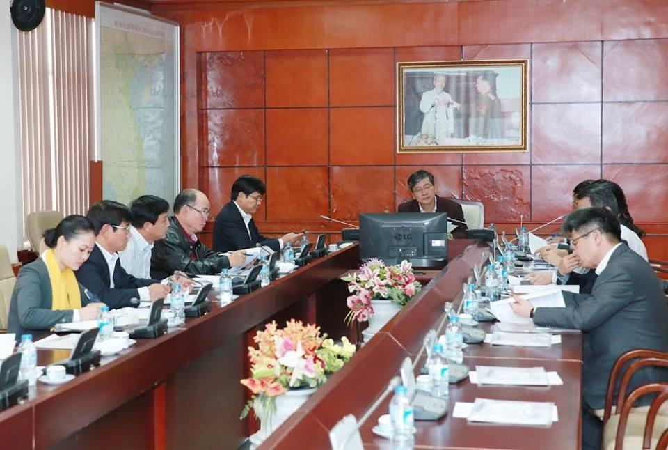 TVNAS phối hợp cùng Hiệp hội Doanh nghiệp Hàng không Việt Nam (VABA)  tổ chức Hội nghị tổng kết năm