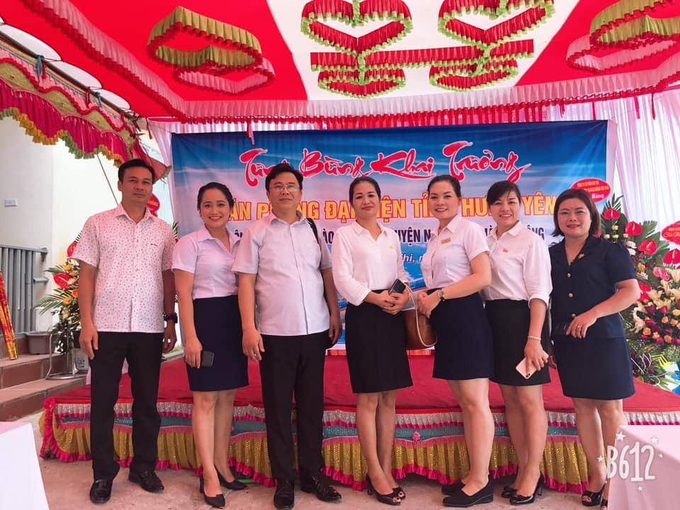 Tưng bừng tổ chức khai chương Văn phòng đại diện tại tỉnh Hưng Yên