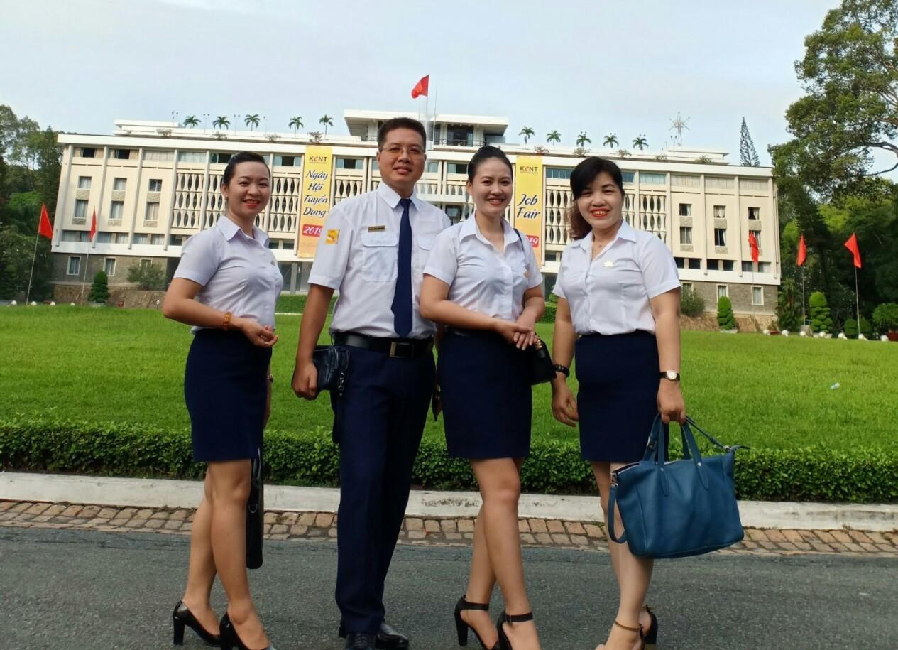 TTrung tâm Đào tạo VNAS thăm và làm việc tại Trường Cao đẳng Quốc tế KENT - Đơn vị liên kết đào tạo