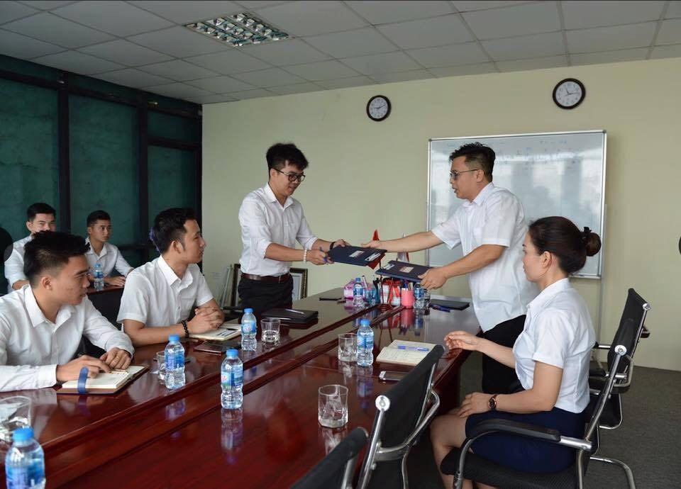 TVNAS ký kết hợp tác đào tạo nguồn nhân lực với Công ty CP cung ứng nhân lực Việt Nhật (VITECH.,JSC)