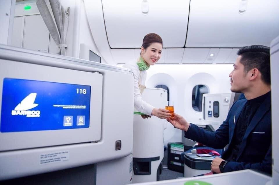 Hãng Hàng không Bamboo Airways tuyển dụng vị trí: Thực Tập Sinh Phòng Quản lý Tiếp viên