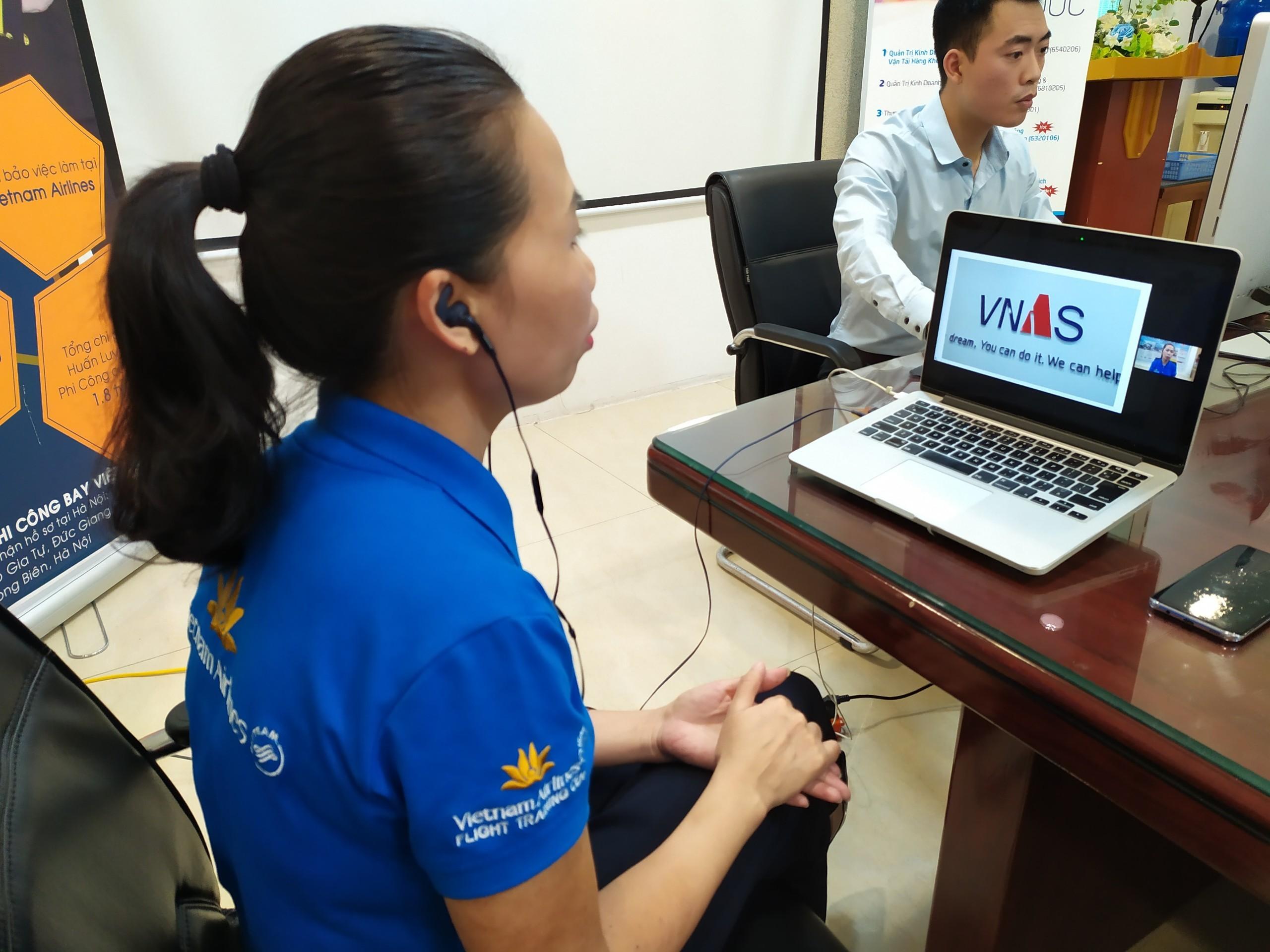 Tập huấn Kỹ năng tư vấn tuyển sinh nghề hàng không cho đội ngũ Cộng tác viên tại Bắc Kạn