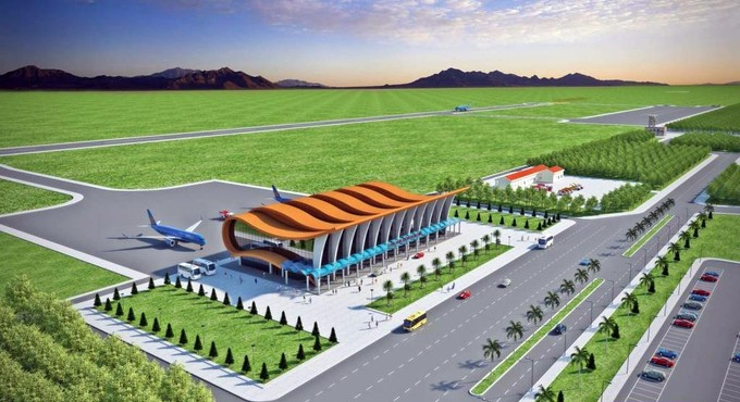 TLập Hội đồng thẩm định liên ngành về điều chỉnh chủ trương đầu tư sân bay Phan Thiết