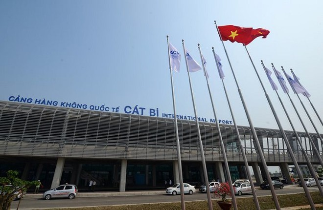 Đề nghị sân bay Tiên Lãng trở thành sân bay quốc tế thứ hai ở Hải Phòng
