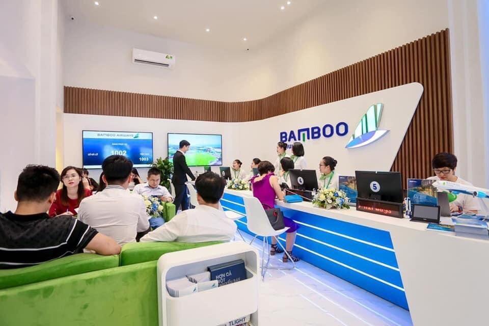 THãng Hàng không Bamboo Airways tuyển dụng: Nhân viên phòng vé Trung tâm TP. HỒ CHÍ MINH