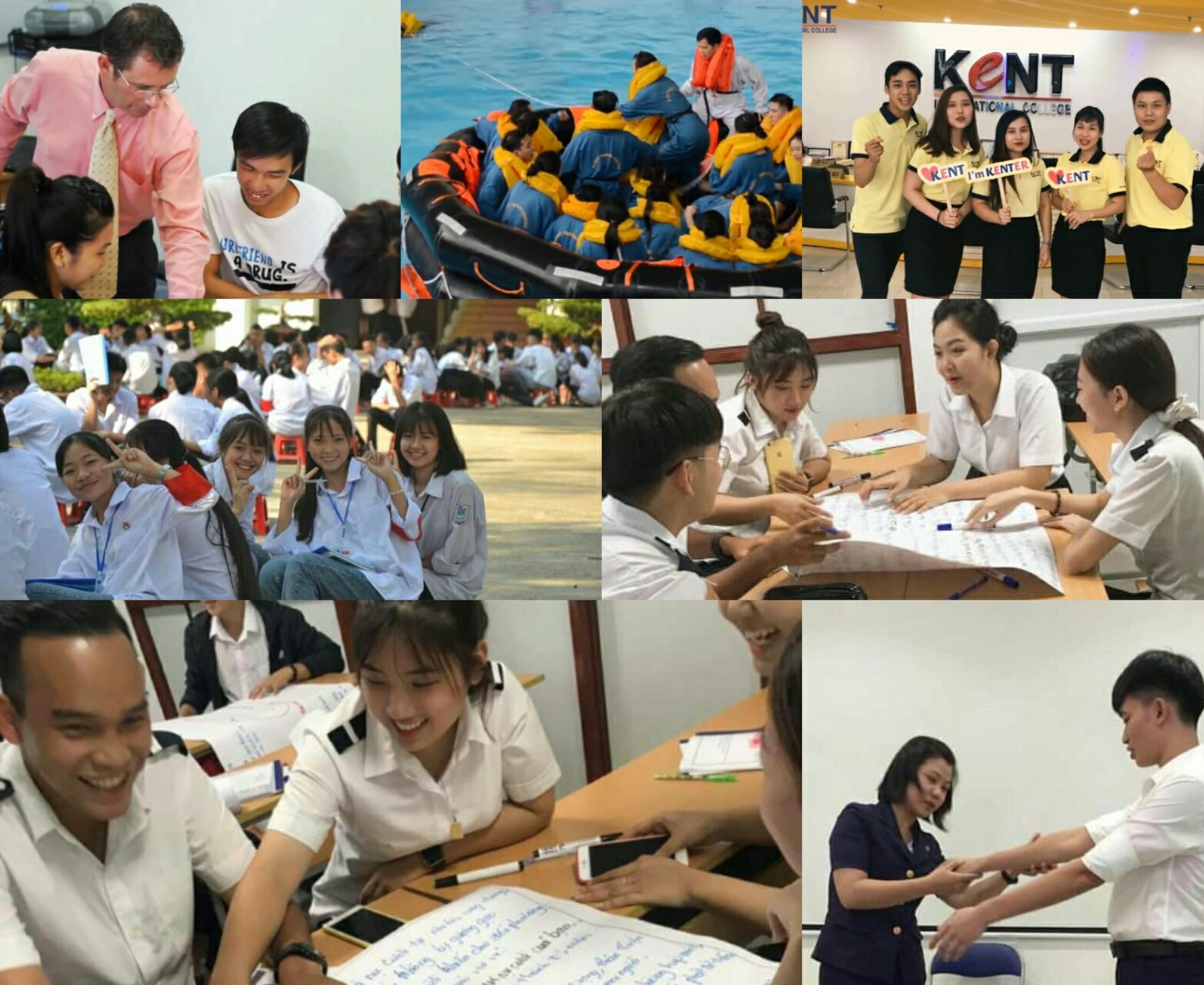 TVnas - Kent, thế mạnh của các khóa đào tạo trong chương trình liên kết cung ứng nhân lực ngành hàng không