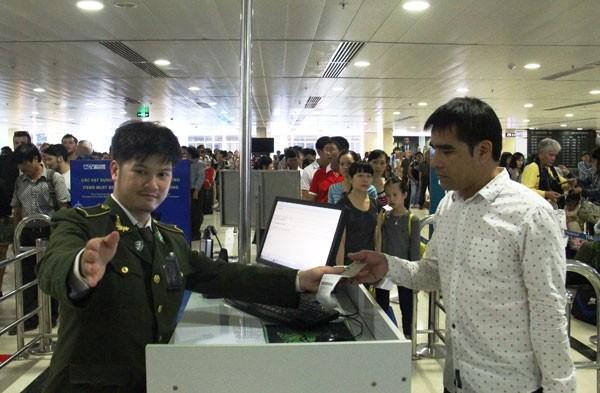 TChương trình tập huấn: Giới thiệu ngành An ninh Hàng không dân dụng Việt Nam