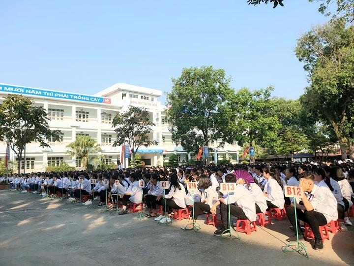 TVNAS tổ chức Tọa đàm tại Trường THPT Lê Hồng Phong , Thái nguyên