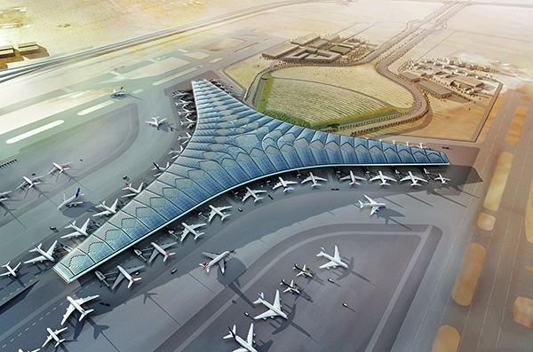 TNhững cái nhất về các sân bay trên thế giới