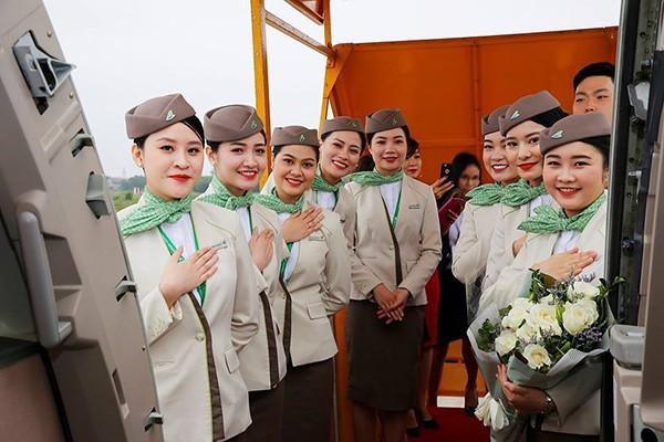 T[HOT JOB] BAMBOO AIRWAY TUYỂN DỤNG: Nhân viên Cung ứng Dịch vụ trên không Sân bay Tân Sơn Nhất