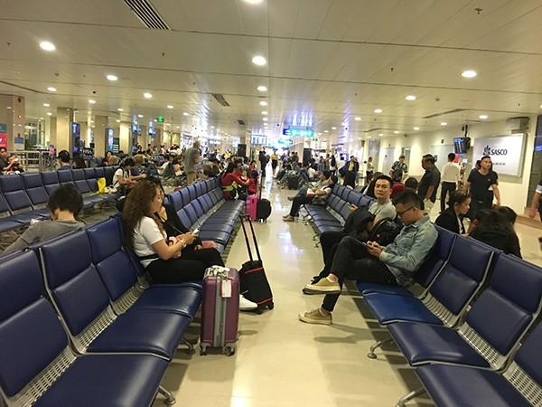 TĐến sân bay sớm, có thể đổi giờ bay lên chuyến sớm hơn