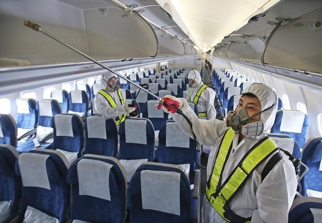 Vị trí nhân viên Vệ sinh Máy bay