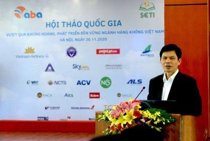 THội thảo Quốc gia vượt qua khủng hoảng, phát triển bền vững ngành hàng không Việt Nam