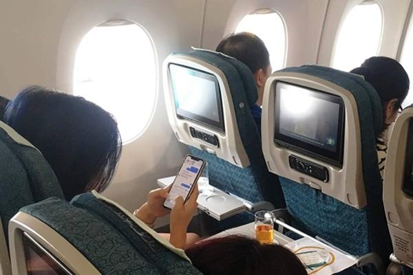 TTại sao Wi-Fi trên máy bay chậm và đắt?