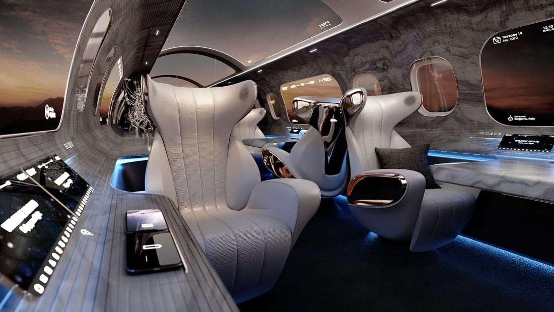TCon cháu trong tương lai sẽ được đi máy bay như thế nào?