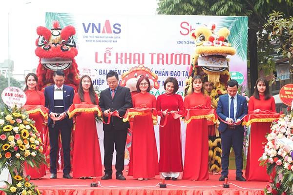 VNAS khai tương Văn phòng đại diện  tư vấn tuyển sinh ngành hàng không tại tỉnh Bắc Kạn