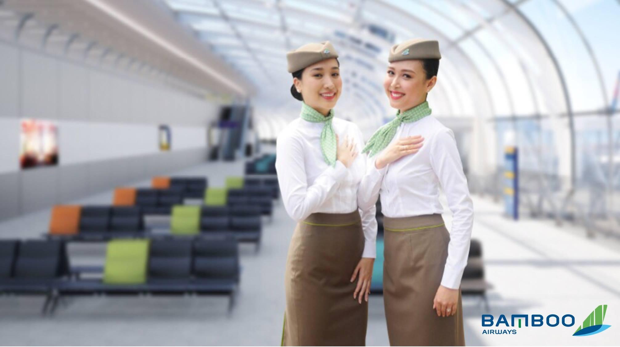 TBamboo Airways tuyển dụng Chuyên viên Trực Ban Thương Mại