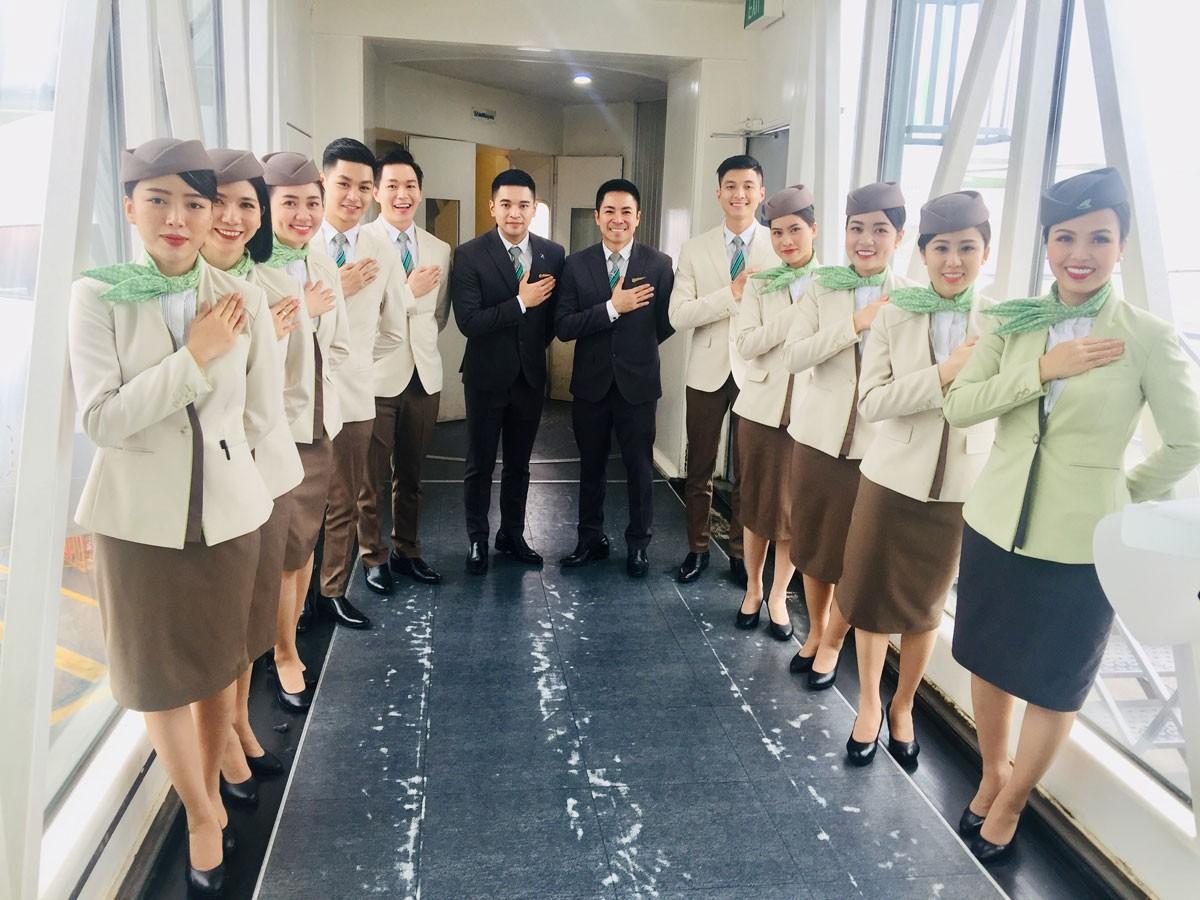 TTìm hiểu ngay format thi tuyển Tiếp Viên Hàng Không Bamboo Airways