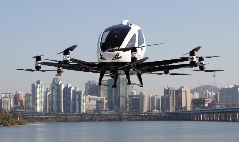 'Taxi bay' không người lái sẽ bắt đầu đi vào hoạt động vào năm 2025
