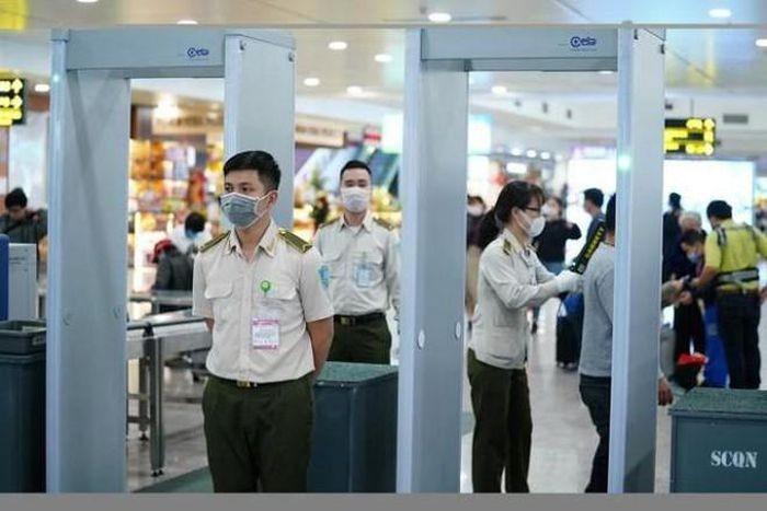 TSiết chặt an ninh trên các chuyến bay đi Nhật Bản trong thời gian Olympic