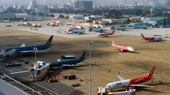 TTân Sơn Nhất lọt top sân bay tốt nhất thế giới