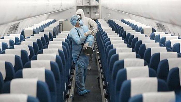 Đưa người dân từ TP Hồ Chí Minh về địa phương bằng máy bay