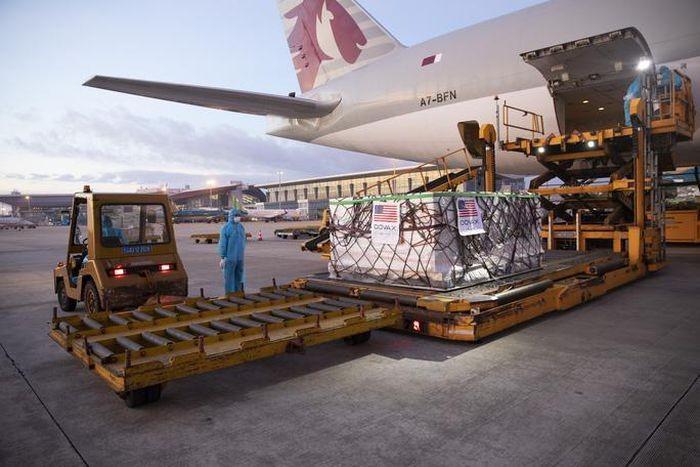 'Nóng' việc lập hãng hàng không chở hàng trong mùa dịch