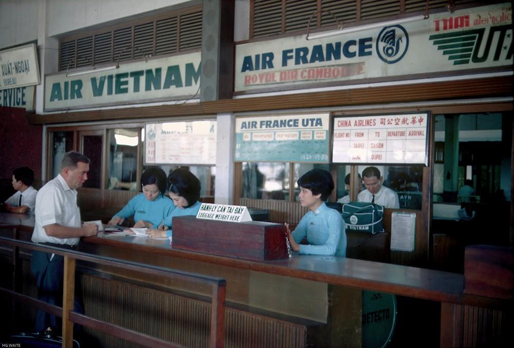 TCó một Tân Sơn Nhất – Phi trường nhộn nhịp nhất thế giới trước năm 1975