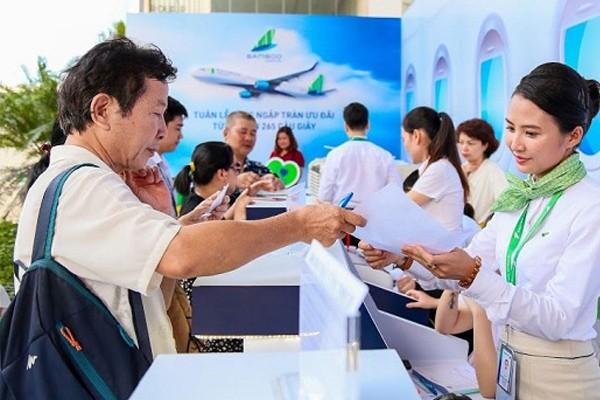 TBAMBOO AIRWAY TUYỂN DỤNG NHÂN VIÊN PHÒNG VÉ SÂN BAY TÂN SƠN NHẤT (Thời hạn: 13/04/2021)
